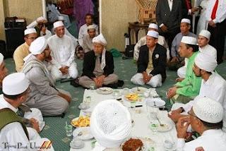 Tuan Guru dan Habib Umar