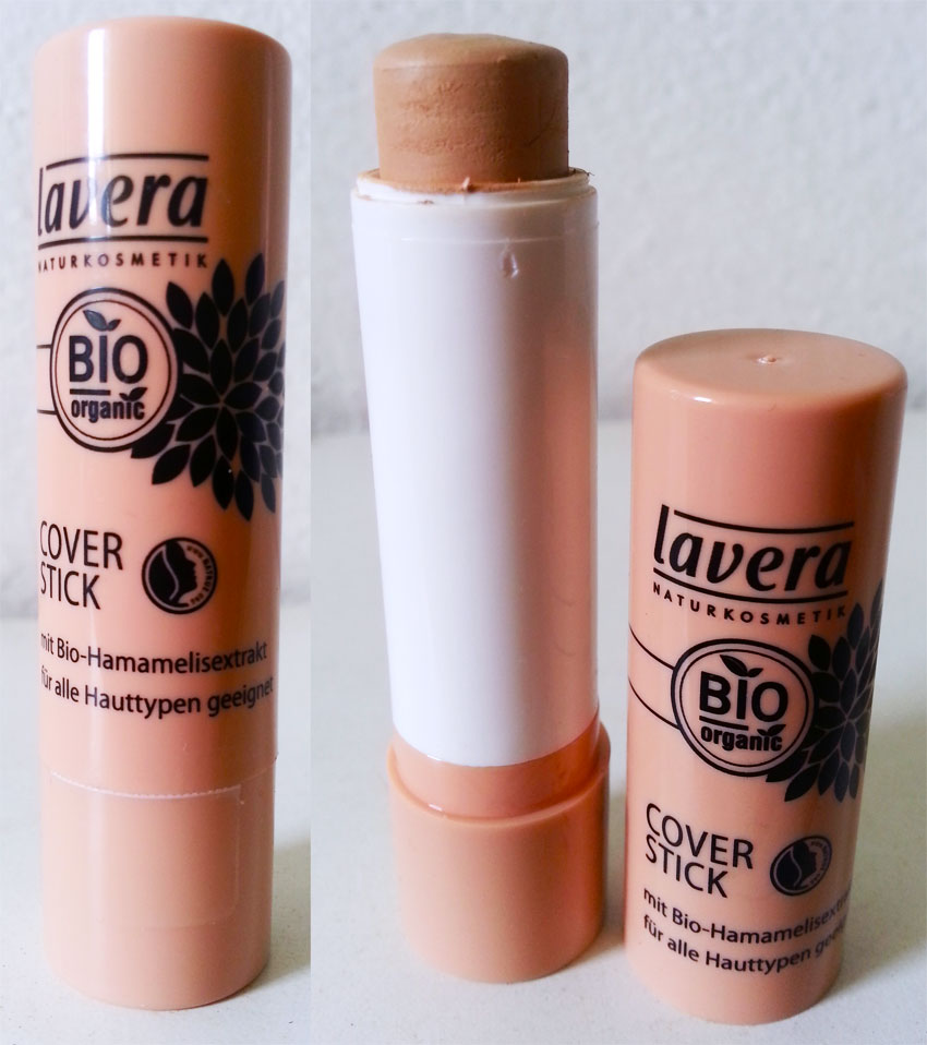Lavera Cover Stick Ivory