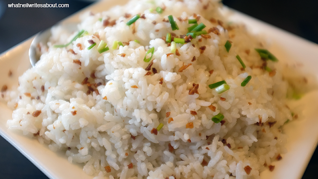 Neil Writes About Andres Restaurant Philippines Review Garlic Rice