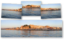 Panoramic Photo Stitching Software