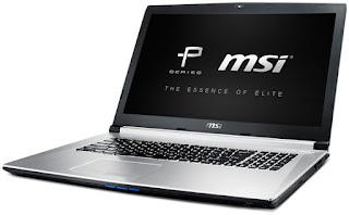 Harga dan Spesifikasi Laptop MSI Prestige PX60