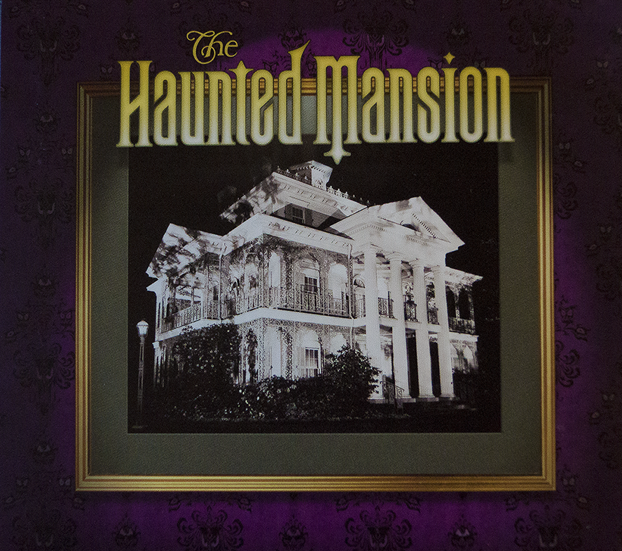 Haunted Mansion Foyer Music : Magic eye disneyland resort pictorial
