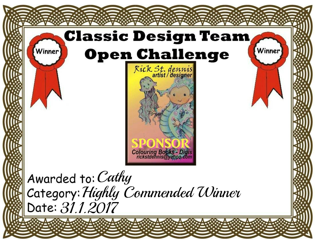 For Classic Design Team Challenges
