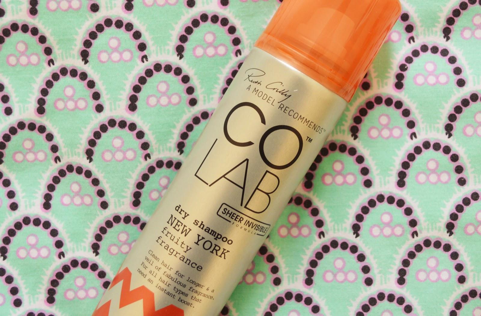 COLAB New York Dry Shampoo