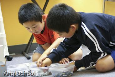 anqischool-LEGO Robotics