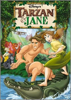 Download - Tarzan e Jane - DVDRip AVI + RMVB Dublado
