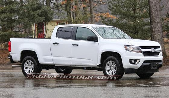 platinum chevrolet commercial trucks spied 2015 chevrolet colorado duramax diesel. Black Bedroom Furniture Sets. Home Design Ideas