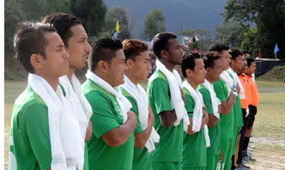 Mungpoo Gold Cup quarter final KFC siliguri  wins Knightchess nepal