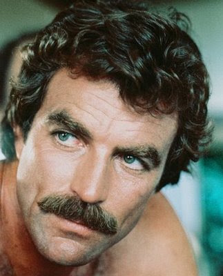 Tom Selleck - is an actor, writer and film producer famous Americans Tom-Selleck