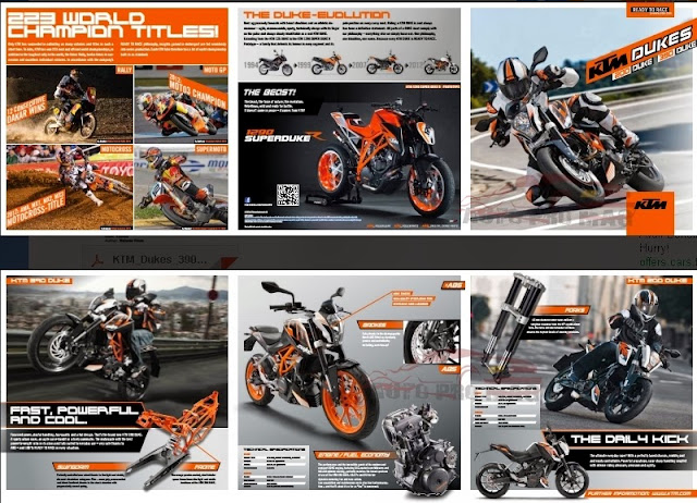 The KTM DUKE RC 200 AND 390 ENQUIRY