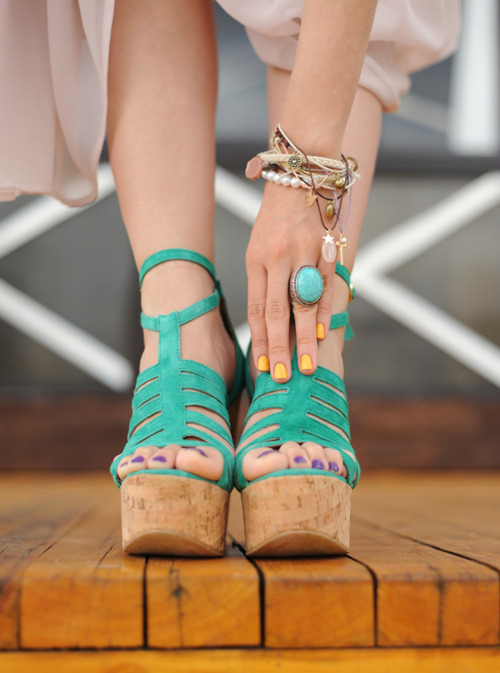 Fantásticas sandalias de mujer | Moda
