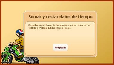 http://www.primaria.librosvivos.net/archivosCMS/3/3/16/usuarios/103294/9/6EP_Mat_es_ud11_SumarRestarTiempo/frame_prim.swf