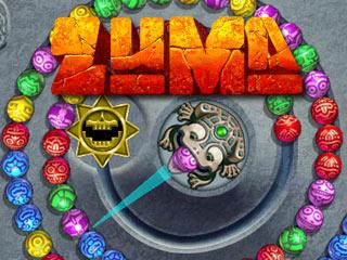 لعبة زوما - Zuma game