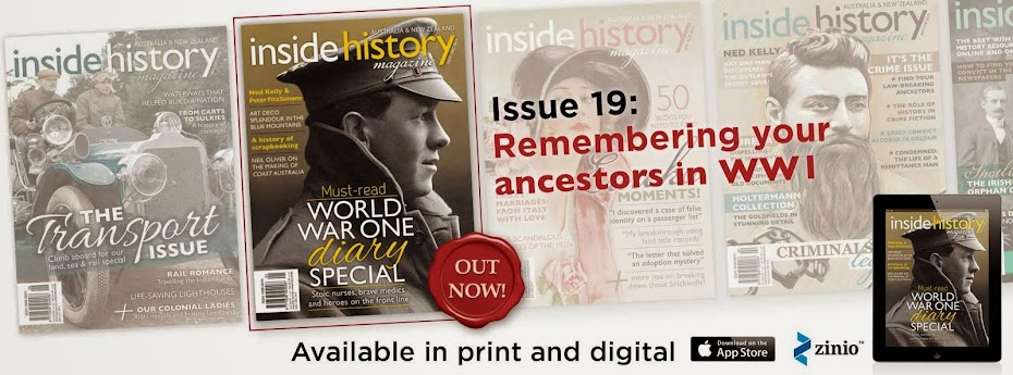 Inside History Magazine blog