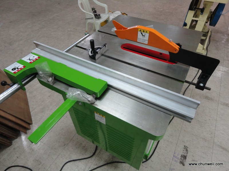 Tilting arbor table saw from taiwan woodworking machinery for 12 inch table saw