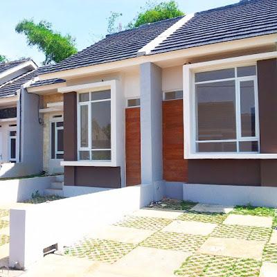 Rumah Baru Asri Diskon Harga Di Padasuka Bandung Timur