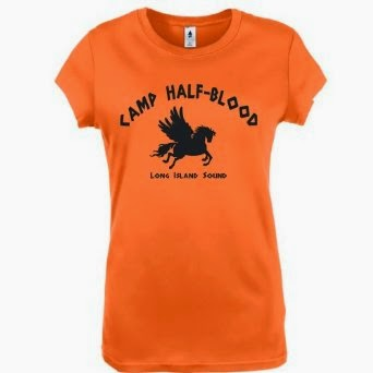 Camp Half Blood Harry Potter t-shirt