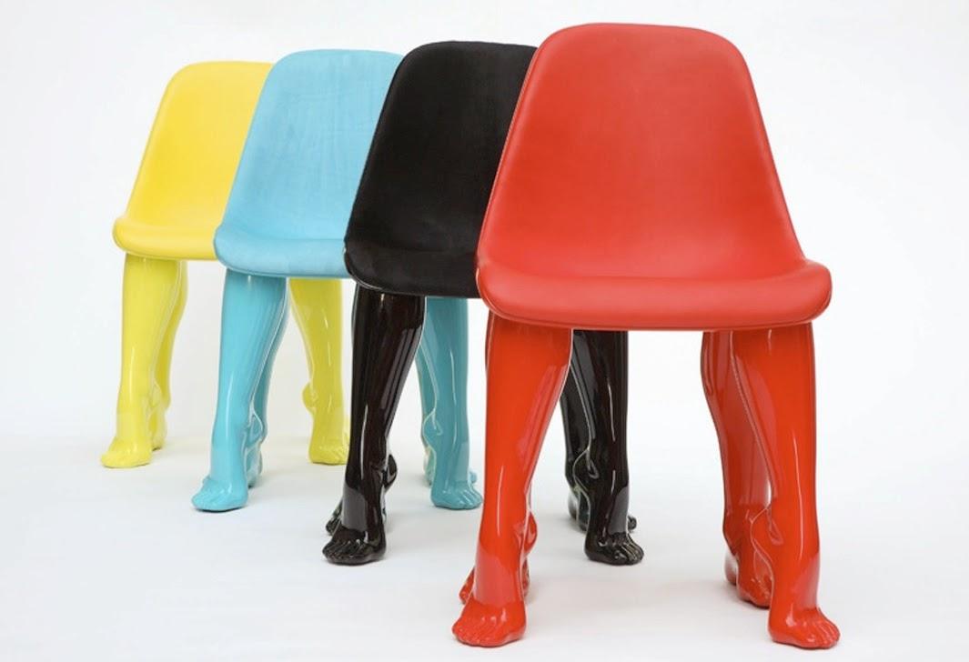Aparte pharrell williams perspective chair 2008 - Pharrell williams design ...