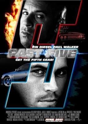 Fast Five (Rápidos y Furiosos 5in Control)(2011)