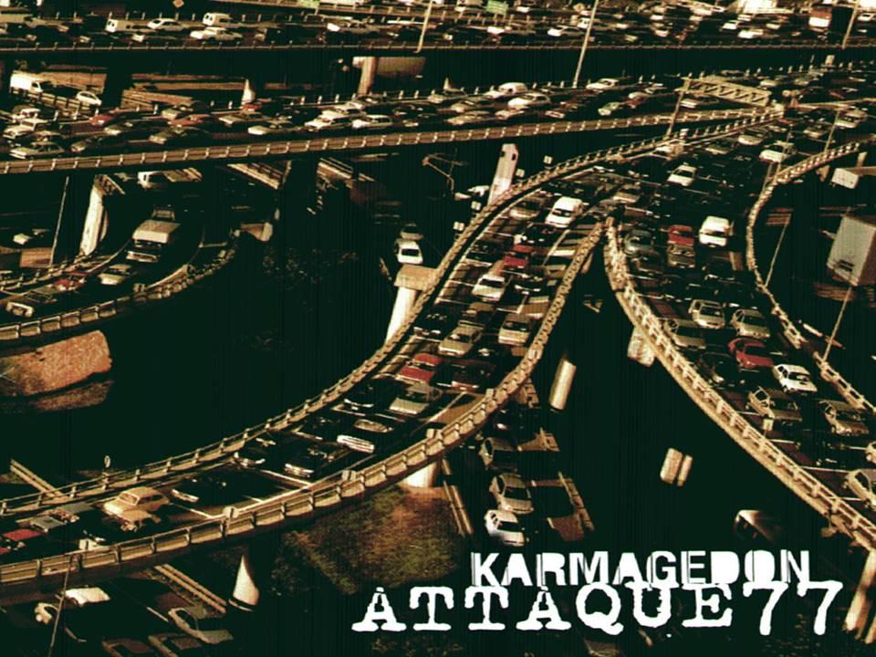 Karmagedon Álbum De Attaque 77
