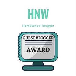 HWN Guest Blogger Award