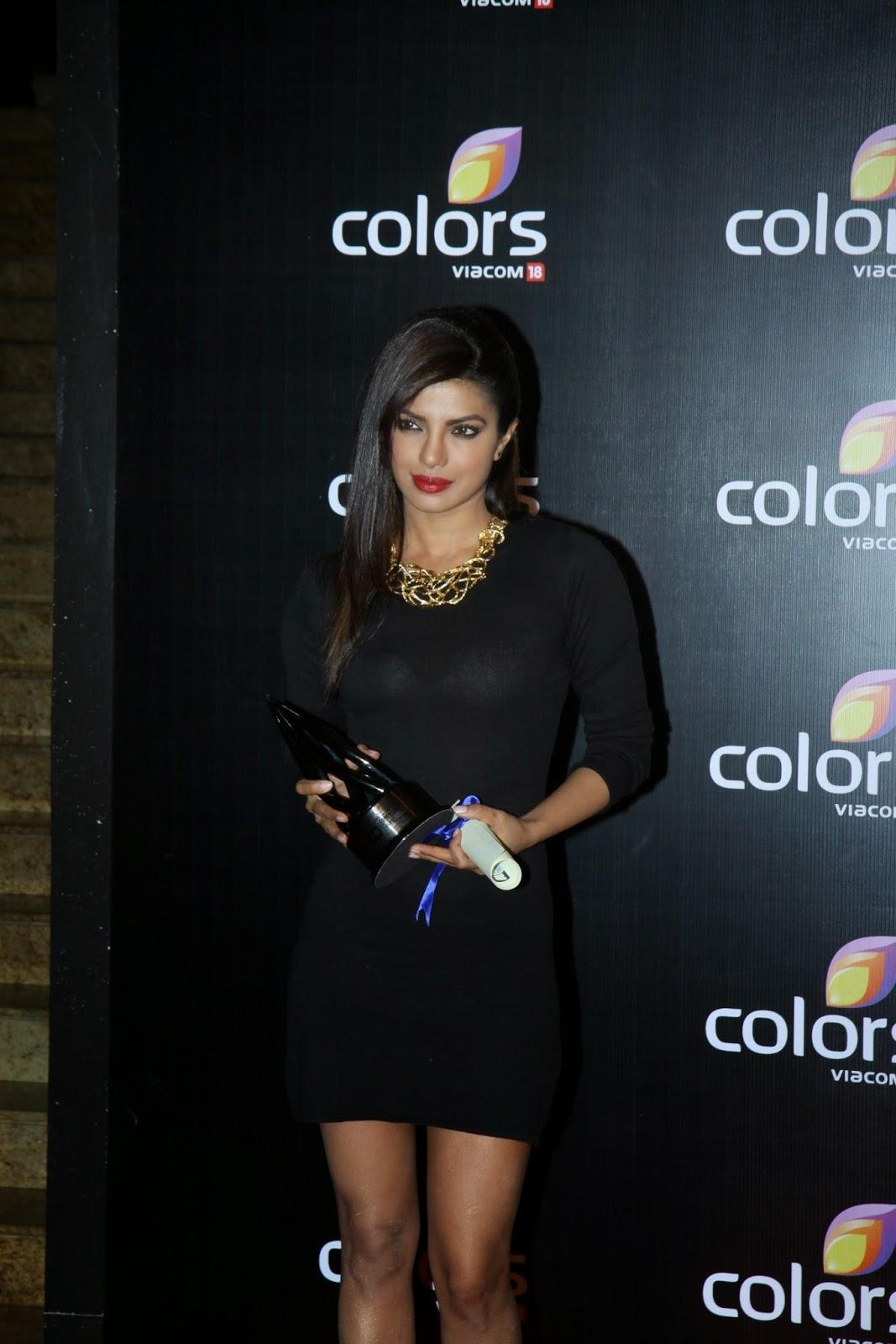 Priyanka Chopra at Colors' Bash