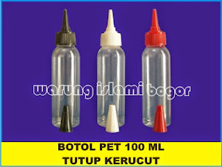 Jual Botol Boston Round (BR) 100ml
