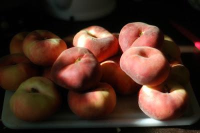 perziken inmaken in siroop