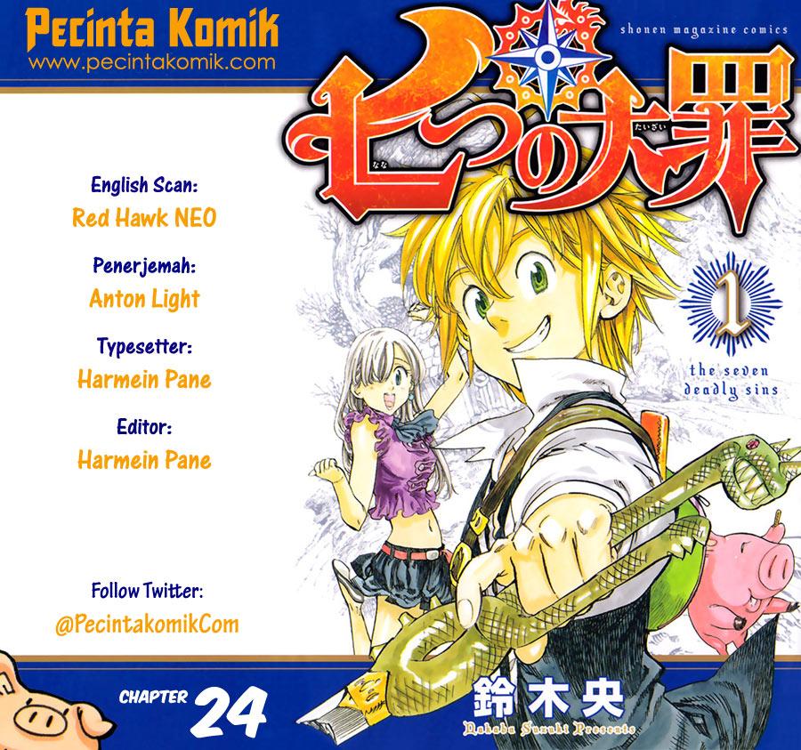 Nanatsu No Taizai Chapter 24-0