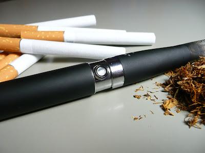 Sigaretta elettronica vs tabacco