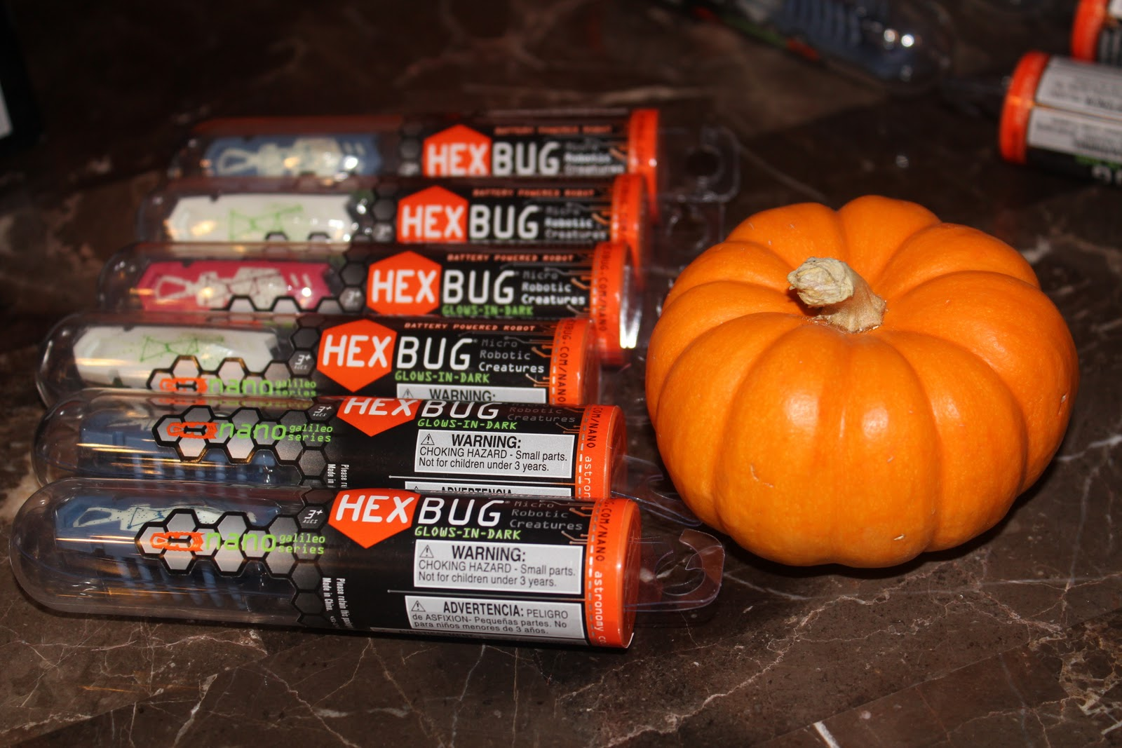OC Mom Activities: HEXBUGS have invaded our house! Plus Halloween ...