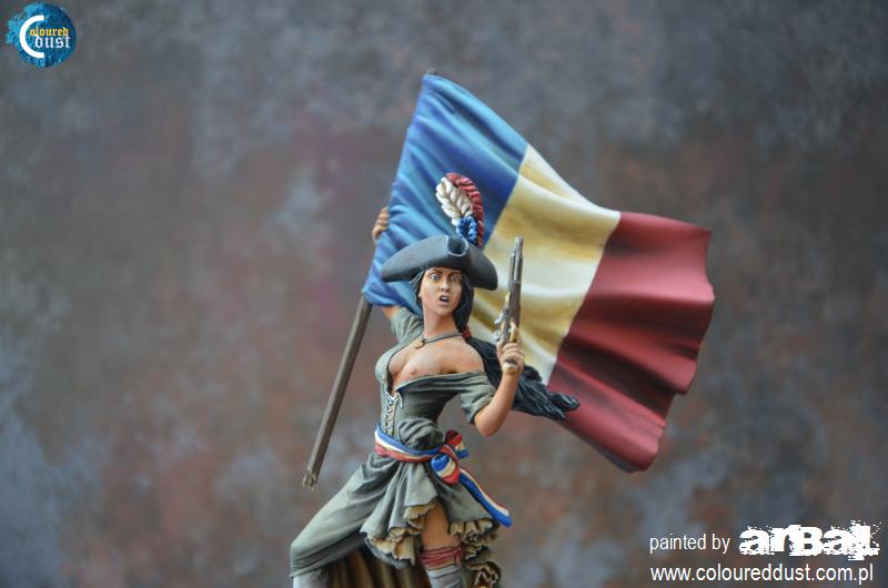 French Revolutionary, 1789 (Pegaso Models)