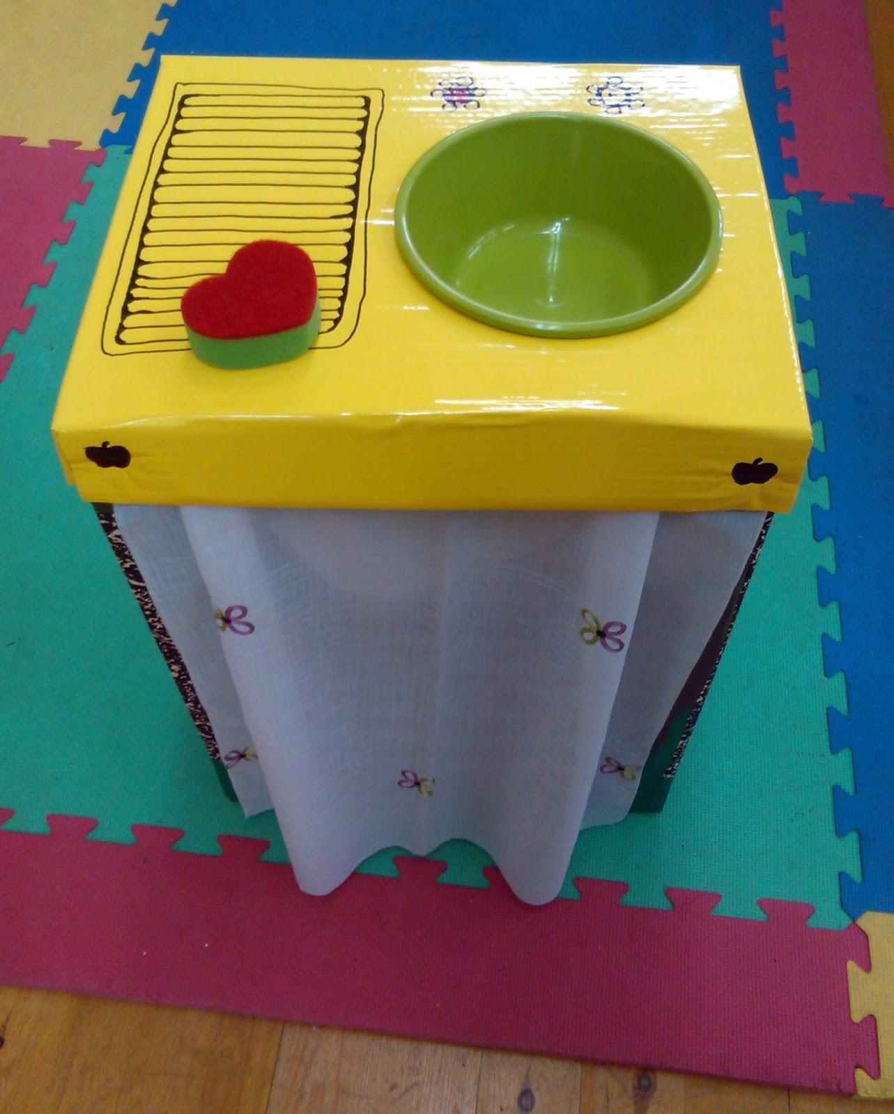 Qu puedo hacer hoy fregadero de cart n for Fregadero para lavadero