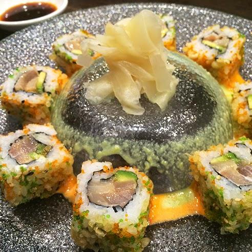 Maki rolls sushi Ohisama
