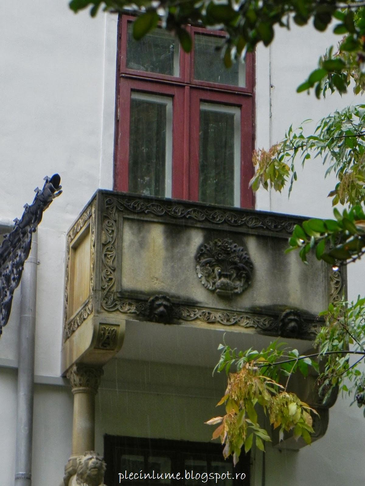 Balcon al vilei Florica