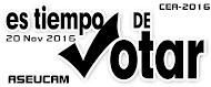 Vota en ASEUCAM