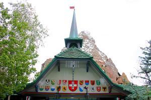 Matterhorn Bobsleds Disneyland