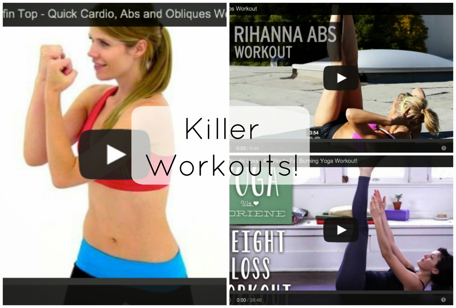 killer workouts