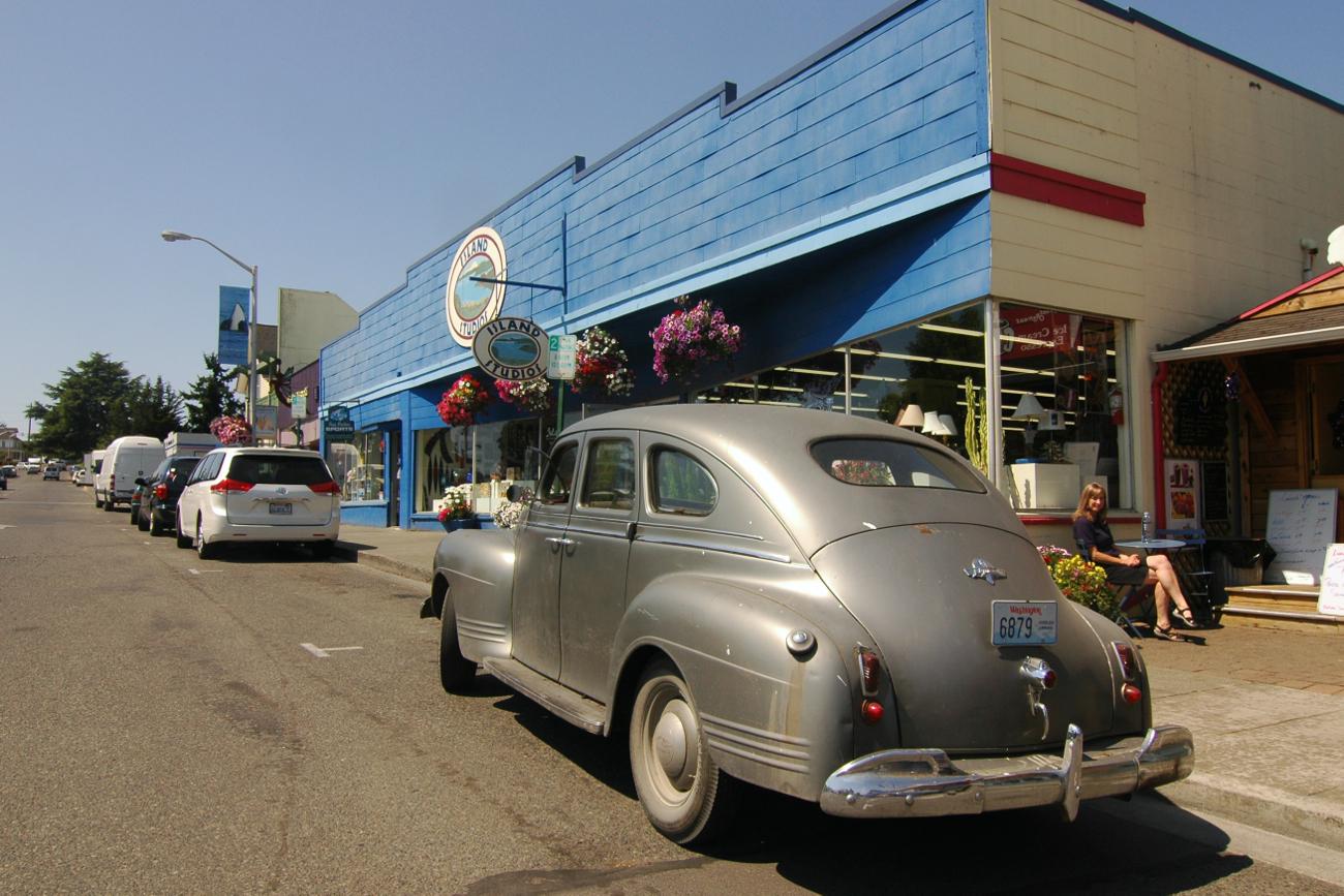 1941 Plymouth Special Deluxe Carsaden 4 Door