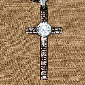 Buy an Our Father Cross Pendant