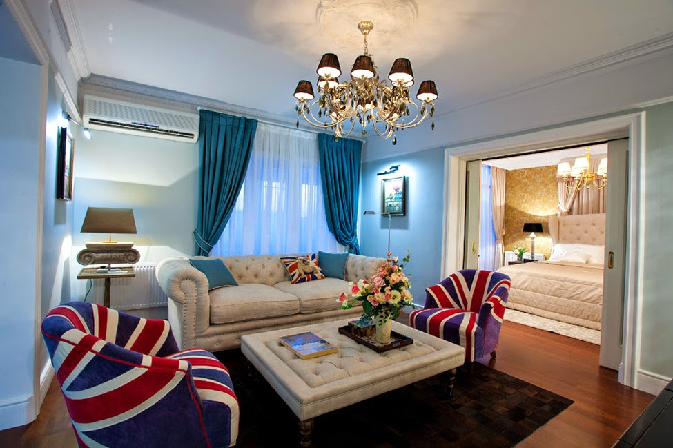 The Best Designs For English Style In Interior Room 2015English StyleEnglish