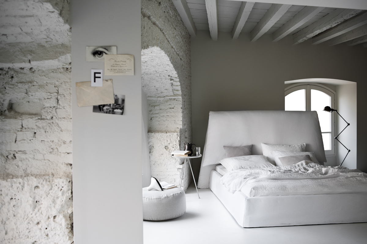 M chant studio blog white bedroom - Chambre reposante ...