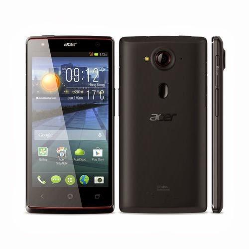Acer E3 Duo Liquid Noir - smartphone Acer Double SIM