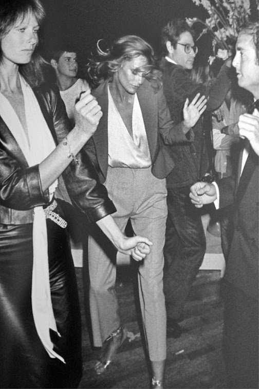 Lauren Hutton Studio 54