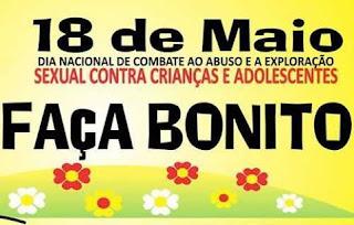 SECRETARIA DE ASSISTÊNCIA SOCIAL REALIZARÁ MOBILIZAÇÃO NO DIA DO COMBATE A EXPLORAÇÃO INFANTIL