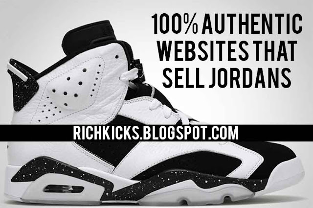 Buy Real Jordan Shoes Online