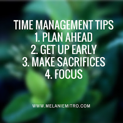 Trusted and proven time management tips