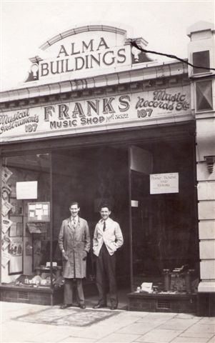 Franks Music Shop