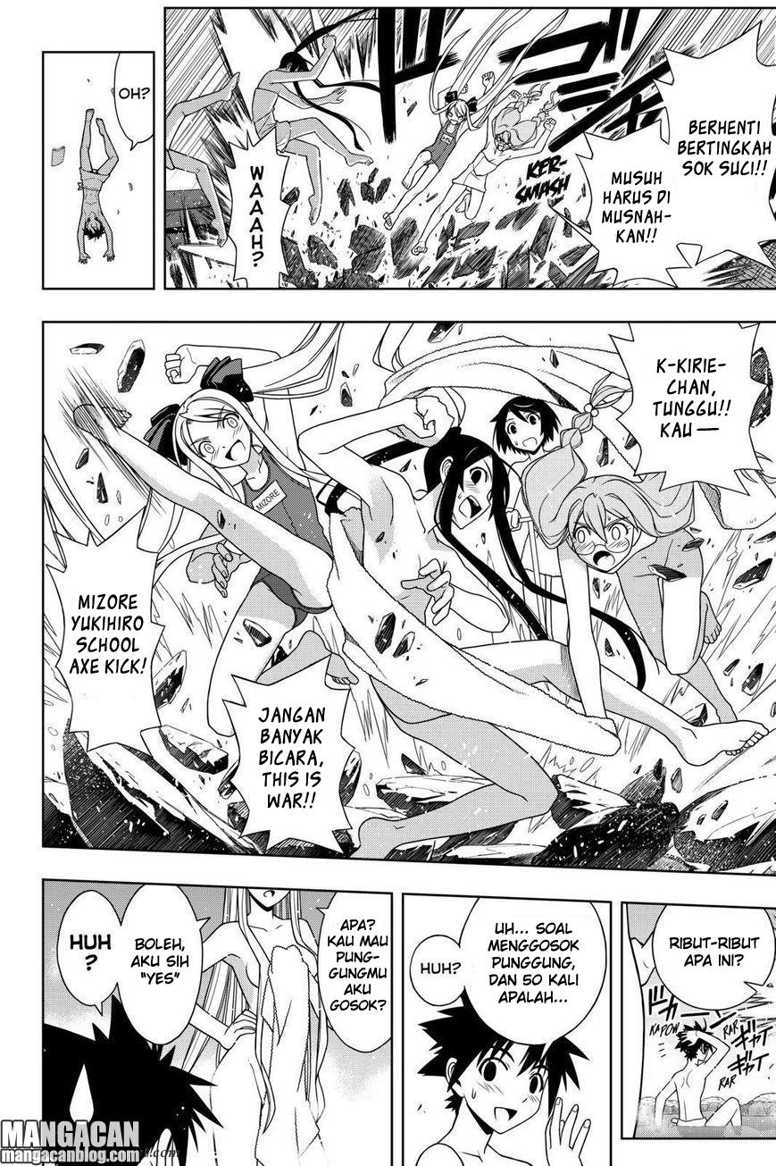 Komik uq holder 100 - pendekatan 101 Indonesia uq holder 100 - pendekatan Terbaru 19|Baca Manga Komik Indonesia