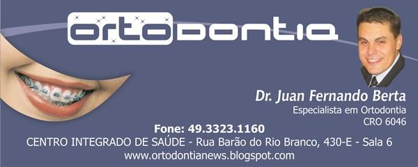 ORTODONTIA DR. JUAN FERNANDO BERTA